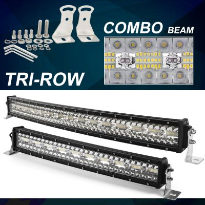 Led bar 3Row 1TC-9D 42