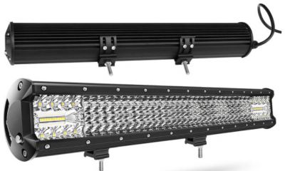 "Led bar 4Row-3T 12"" 88W 31 cm"